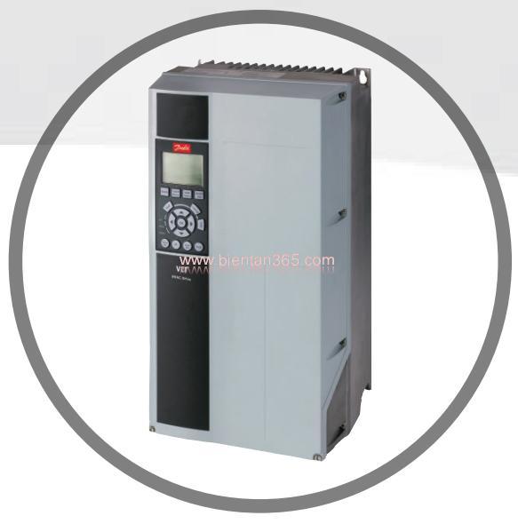 Biến Tần Danfoss FC102 1.5KW 3P 400V 131B4206 (FC-102P1K5T4E20H2XG) 1