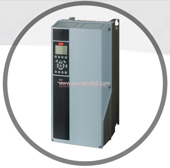 Biến Tần Danfoss VLT® AQUA 1.5KW 3P 400V FC202 131B8649 1