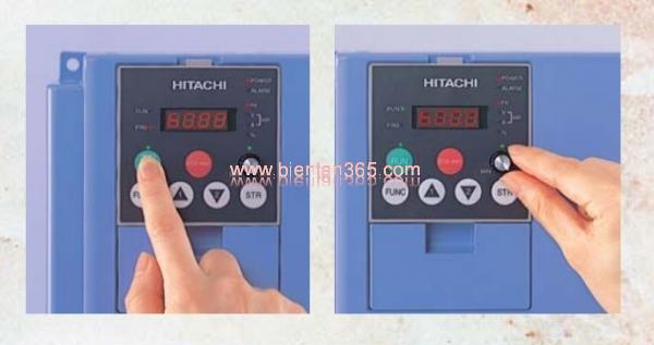Biến tần Hitachi L300P-015LFU/HFU 1.5Kw, 380V 3