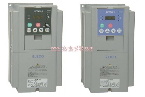 Biến tần Hitachi SJ300-007HFU 0.7Kw, 380V 1