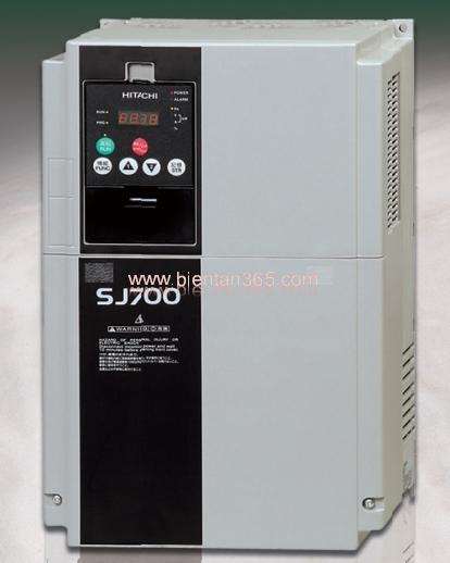 Biến tần Hitachi SJ700D-007HFEF3 0.7Kw, 380V 1