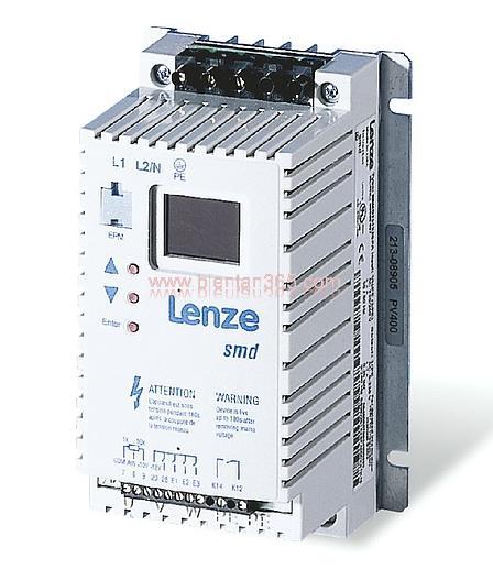 Biến tần Lenze SMD 0.75kw, 220V, 3pha ESMD751W2TXA 1