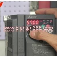 Biến tần mitsubishi d720 0.4kw, 220v fr-d720-0.4k