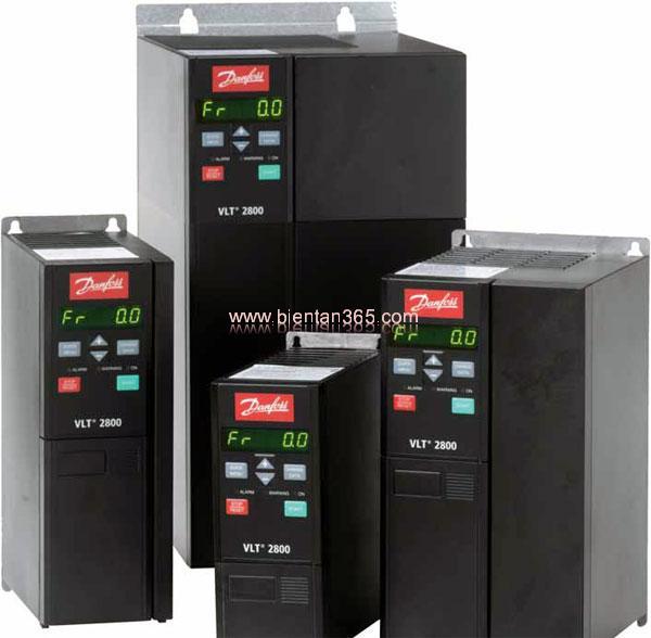 Đặc tính kỹ thuật và tính năng nổi bật của Biến tần Danfoss VLT® 2800 0.75KW 3P 380V 134H2368 1
