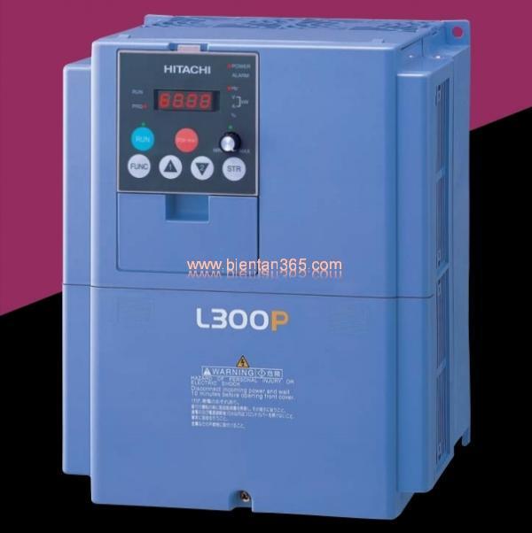 Biến tần Hitachi L300P-015LFU/HFU 1.5Kw, 380V 2