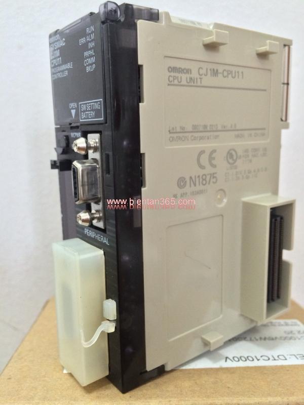 CJ1M-CPU11