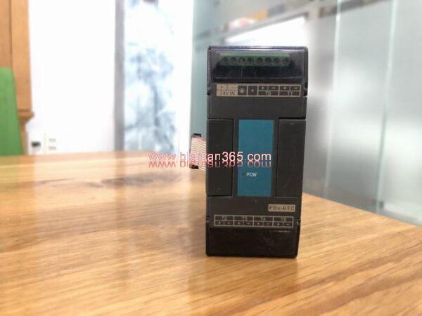 Fatek temperature input module fbs-6tc-2