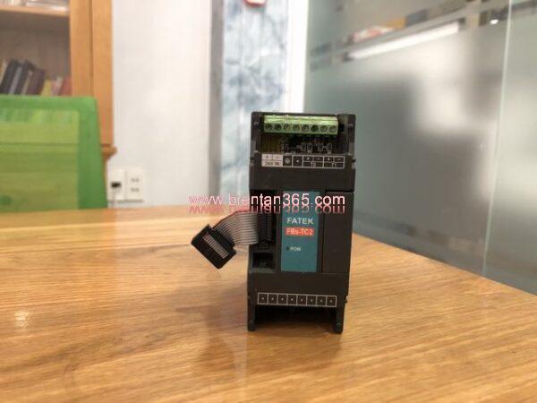 Fatek temperature input module fbs-tc2-2