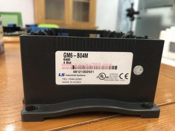 Gm6-b04m base plc master k200s 04 khe cam