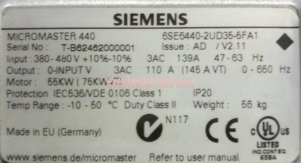 Siemen 2ud35 5fa1