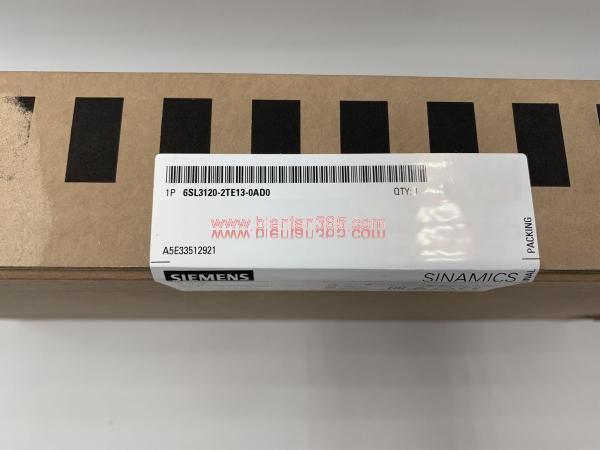 Siemens 6sl3120-2te13-0ad0