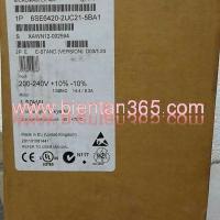 Biến tần Siemens MM420 6SE6420-2UC21-5BA1 1.5kW