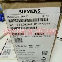 Biến tần Siemens MM420 6SE6420-2UD17-5AA1 0.75kW