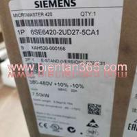 Biến tần Siemens MM420 6SE6420-2UD27-5CA1 7.5kW