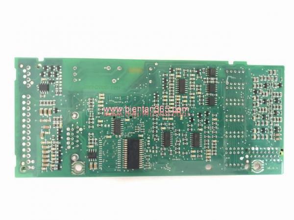 Danfoss vlt2800 control carrd 195n2131