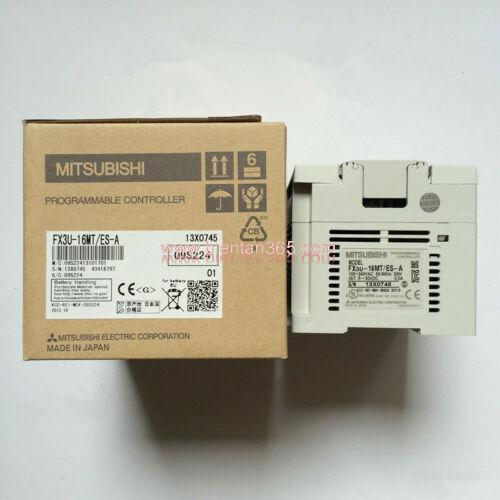 FX3U-16MT/ES-A