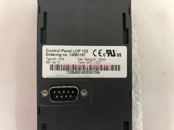 Lcd keypad danfoss lcp 102