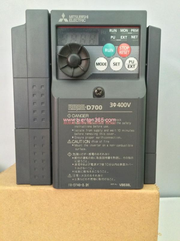 Mitsubishi FR-D740-1.5K