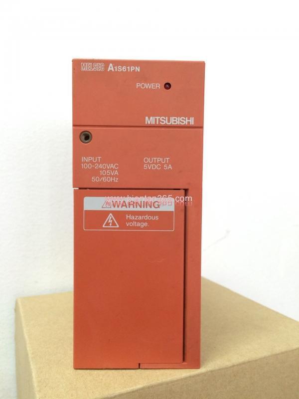 MODULE MITSUBISHI A1S61PN POWER SUPPLY UNIT