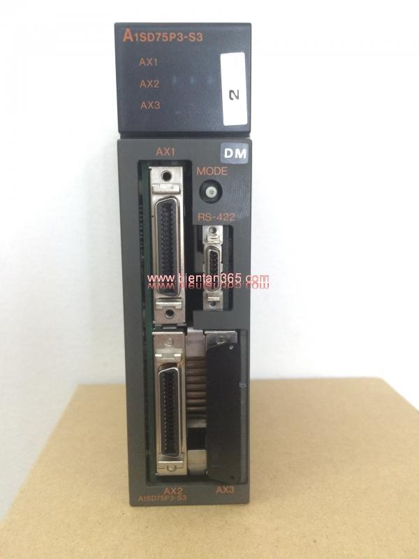 MODULE MITSUBISHI A1SD75P3-S3 POSITIONING Unit