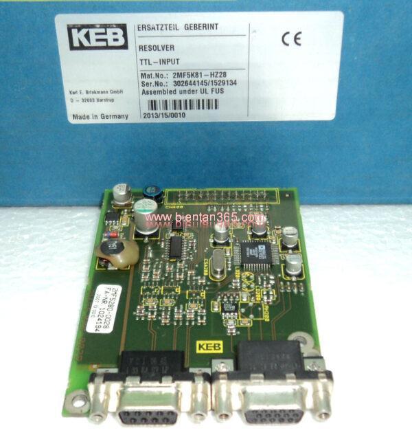 2mf5280-0028 card encoder bien tan keb