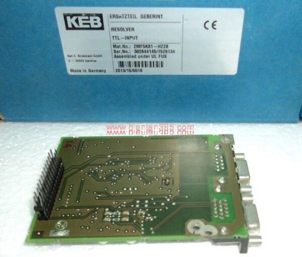2mf5280-0028 encoder card keb