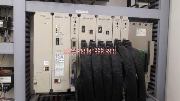 Plc yaskawa cp9200sh va module
