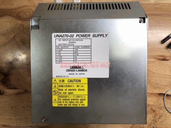 Bộ nguồn máy tính công nghiệp 100-24v ac ra 5v, 12v, -12v, 3.3v una270-02 (3)