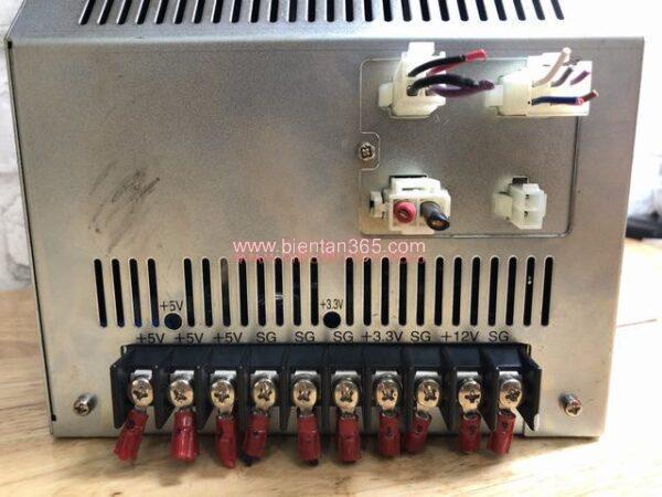 Bộ nguồn máy tính công nghiệp 100-24v ac ra 5v, 12v, -12v, 3.3v una270-02 (4)