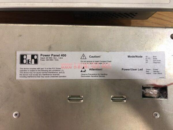 B&r power panel 400 4pp420.1043-75 (4)