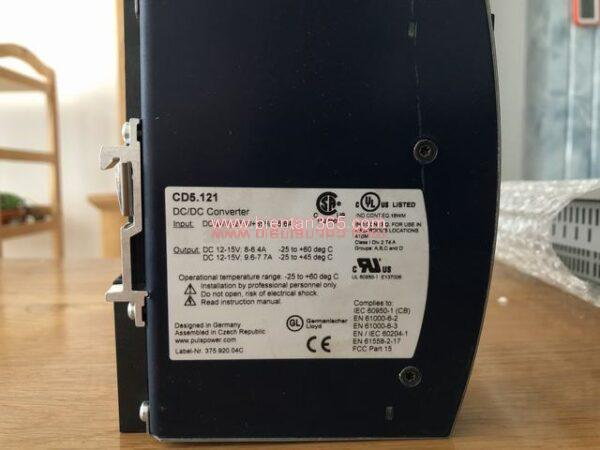 Dc-dc converter puls 12v cd5.121 (2)