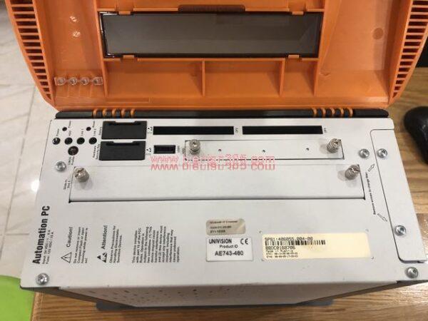 Máy tính công nghiệp b&r 5pc810.sx02-00 5p81406055.004-00