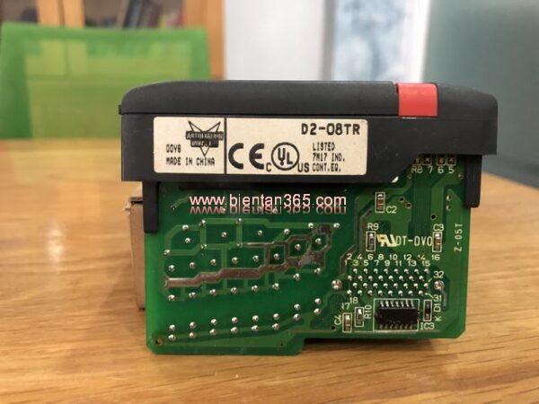 Module relay output plc koyo d2-08tr