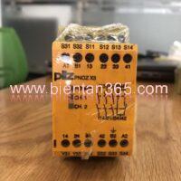 Safety relay pilz pnoz x3