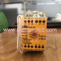 Safety relay pilz pnoz xv2 3