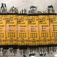 Safety relay pilz pnoz x2.8p
