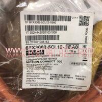 Siemens power cable 10m 6fx3002-5cl12-1ba0