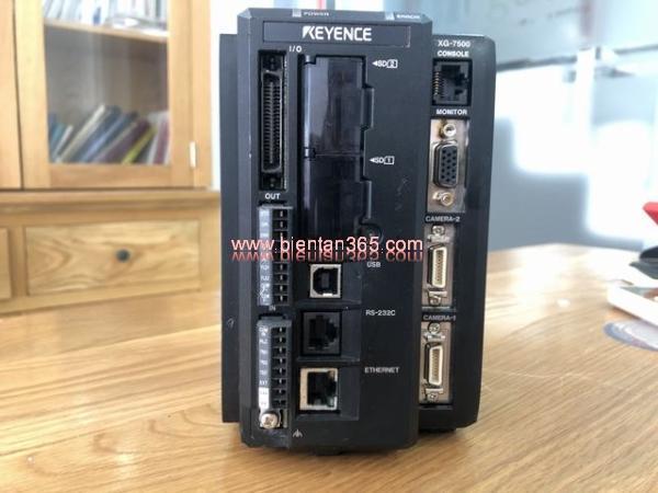 Camera vision keyence xg-7500