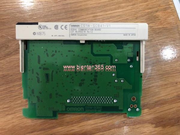 Card truyền thông omron cs1w-scb41-v1