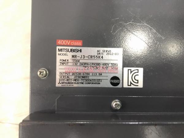 Converter mitsubishi mr-j3-cr55k4