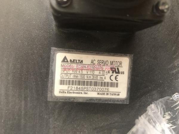 Động cơ ac servo delta ecma-f21845ps