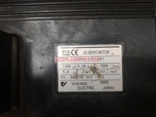 Động cơ servo yaskawa 1,3kw sgmgh-13dca61