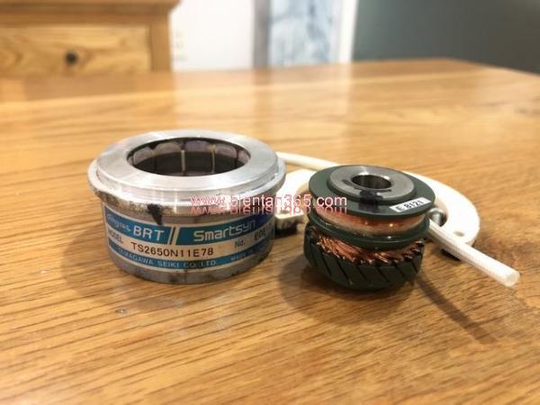 Encoder tamagawa ts2650n11e78