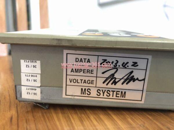 Hmi máy sấy khí b&r pp15