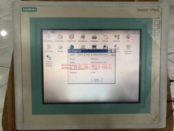 Hmi siemens 6av6545-0cc10-0ax0