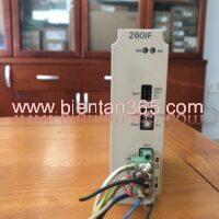 Mô đun cấu hình giao diện mạng thiết bị plc yaskawa - 260if