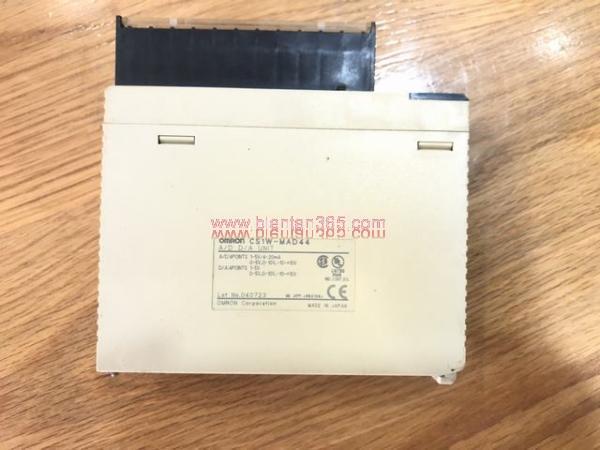 Module analog 4 input - 4 output plc-omron cs1w-mad44