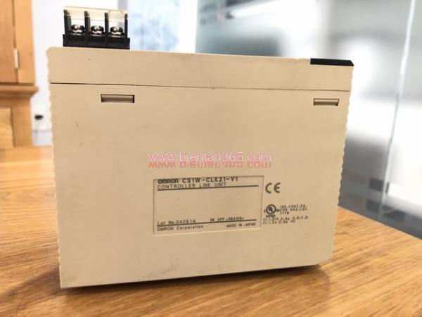 Module điều khiển hệ thống link omron cs1w-clk21-v1