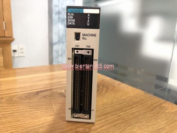 Module điều khiển vị trí plc omron c200hw-nc413