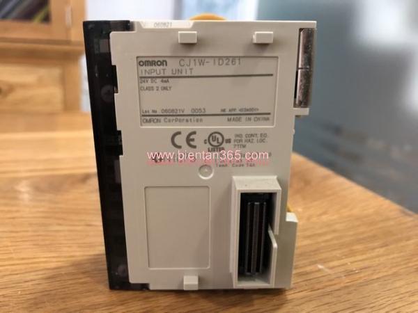 Module digital input omrom cj1w-id261 hình 2